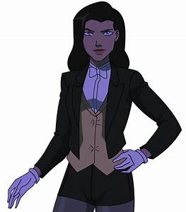 Zatanna - Young Justice by 1984neptune on DeviantArt