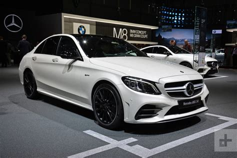 2019 Mercedesbenz Cclass Sedan Revealed Ahead Of Geneva