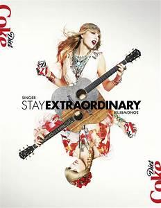 Taylor Swift for Diet Coke by Zach Gold