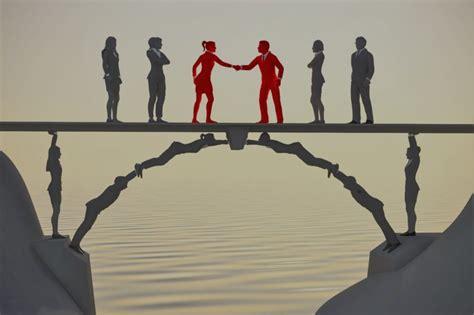 takes  village bridges  barriers  collaborative