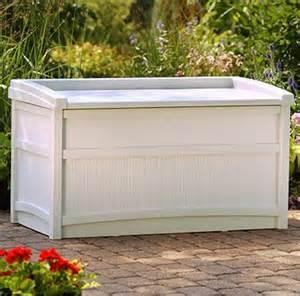Suncast Deck Storage Box 50 Gallon DB5500