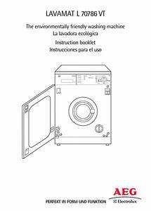 Wiring Diagram Aeg Washing Machine