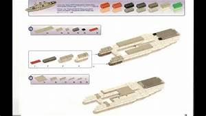 Mega Bloks Probuilder Destroyer Assembly Instructions Part