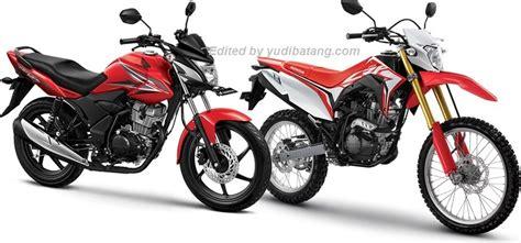 Honda Crf150l Image by Lahirnya Honda Crf150l Bisa Mendongkrak Image Honda Verza