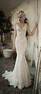 top 20 vintage wedding dresses for 2016 brides With vintage lace mermaid wedding dress