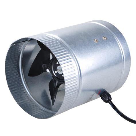 chimney exhaust fans cost 4 quot 6 quot 8 quot upgrade inline duct fan blower high cfm
