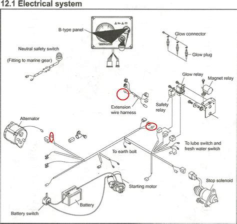 Have Yanmar The Charge Light Does Not Come