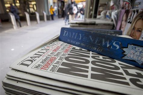 The New York Daily News is sold to tronc, Inc. - NY Daily News