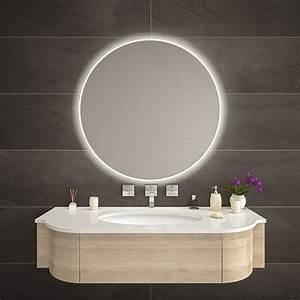 Wandspiegel Mit Licht : helena runder spiegel mit rundum beleuchtung online kaufen ~ Orissabook.com Haus und Dekorationen