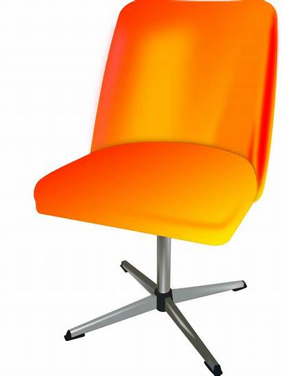 Swivel Chair Clipart Clip Clker Clipground Royalty