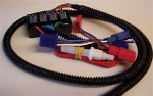 Add On Trailer Wire Harness For Gl1800 Gold Wing Abs