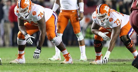 clemson football  spring preview offensive