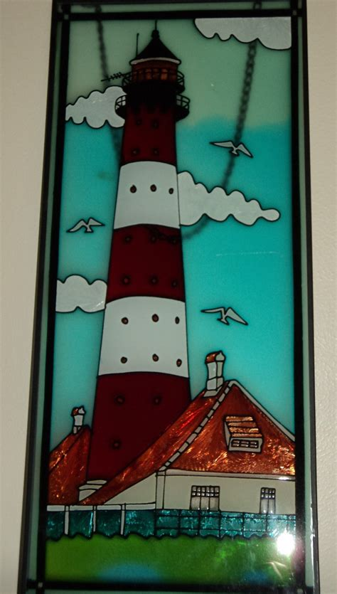 stained glass lighthouse l 95 best images about stained glass seascapes on