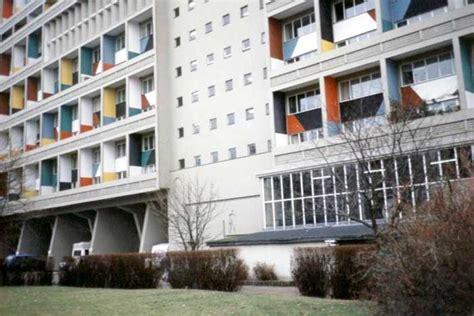 Atelier E (le Corbusier Apartment Building In Berlin Via