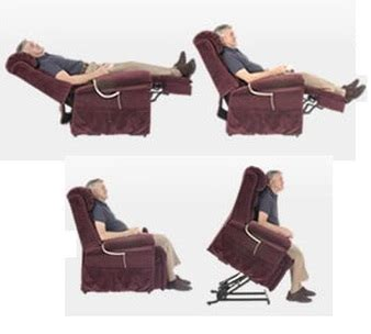 lift chairs that help you stand up and for comfort