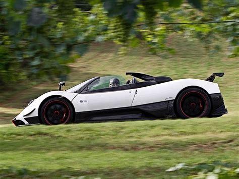 Pagani Zonda Cinque Roadster Specs & Photos