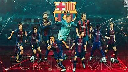 Barcelona Fc Team Fcb Wallpapers Football 4k