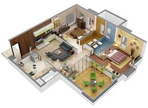 make a floor plan of your house 13 awesome 3d house plan ideas that give a stylish new look to your home