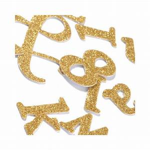 glitter letter stickers and glitter number stickers in gold With number letter stickers