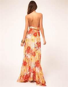 Lyst - Miss Sixty Miss Sixty Floral Maxi Dress