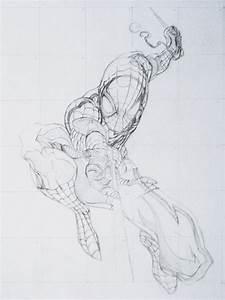 spiderman pencil by rokudiame333 on DeviantArt