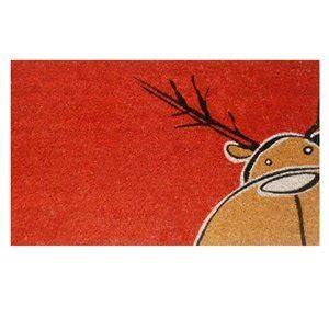 Moose Doormat by Wildon Home Moose Doormat Walmart