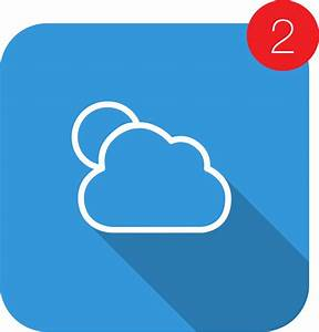 Image gallery iphone weather app icon for Iphone app logo template