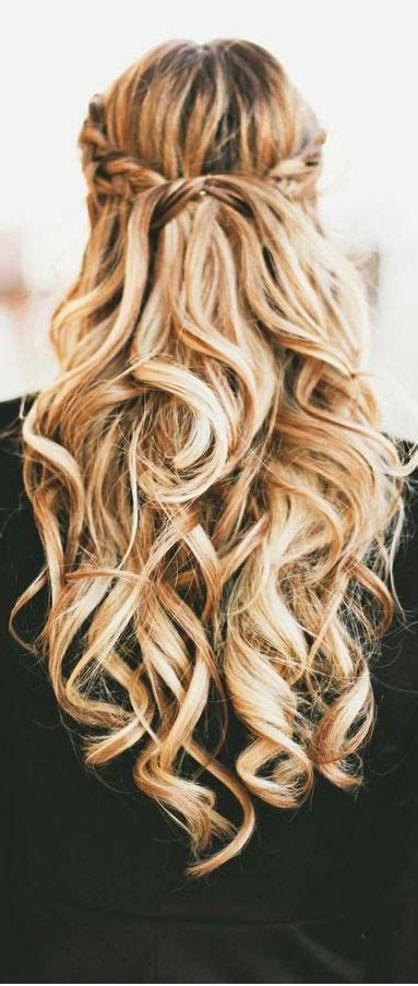 Beautiful My Hair And Loose Curls On Pinterest