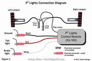 Led Tape Light Wiring Diagram