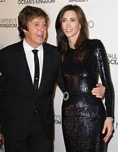 Nancy Shevell Photos Photos - Paul McCartney and Fiance ...