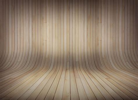 curved parquet wooden texture