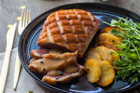 recettes cuisine portugaise magret de canard sauce périgueux aux pommes fondantes