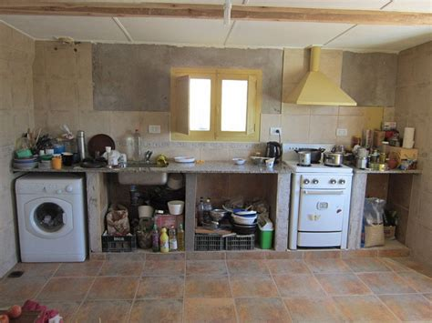cocinas  bajo mesada de obra en microcemento buscar