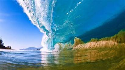 Ocean 1080p Desktop Wave Summer Natural