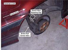 BMW E36 Replacing Brake Pads And Rotors BMW E36 3 Series DIY
