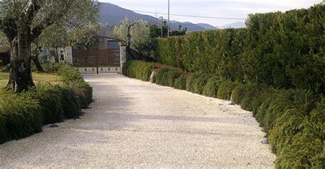 Pavimentazione In Ghiaia by Pavimenti In Ghiaietto Lavato Per Esterni