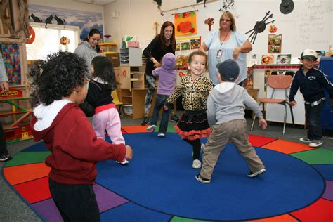 stepping preschool south kingstown ri child care 585 | 125366 Dancing and music