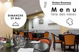 Fete Des Meres 2016 : menu de la f te des m res 2016 restaurant oc an gournay ~ Dallasstarsshop.com Idées de Décoration