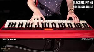 Roland Go Keys 61-key Music Creation Keyboard