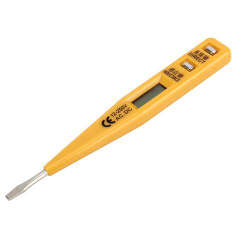 Portable Voltage Test Pencil Circuit Detector Volt
