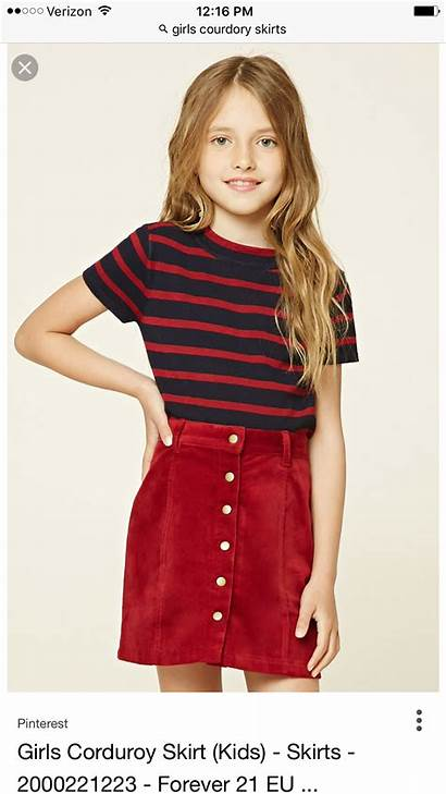Outfits Forever Skirts Teenage Tween