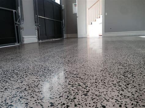Garage Floor Paint Vs Stain by Garage Floor Tiles Vs Epoxy Gooddesign