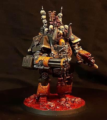 Chaos Contemptor Dreadnought Mcgibs Turn