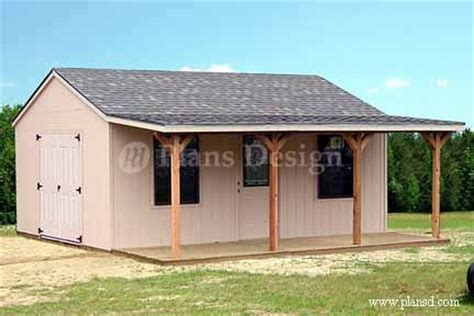 diy storage building plans 16 x 20 with porch wooden pdf wood plans cradle glossy16ecn