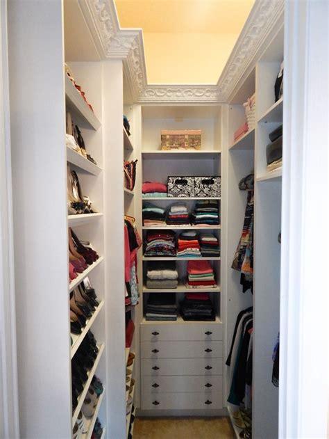 small walk  closet ideas pinterest  furniture