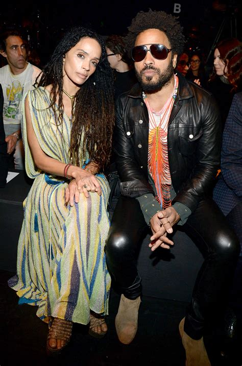 Lenny Kravitz Relationship With Lisa Bonet Jason