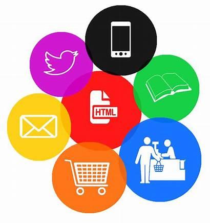 Management Channel Omni Ist Pim Multi Icons