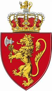 File Coat Of Arms Of Norway  1924  Svg