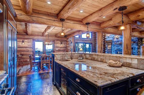 cabin kitchen island 57 luxury kitchen island designs pictures designing idea 1907