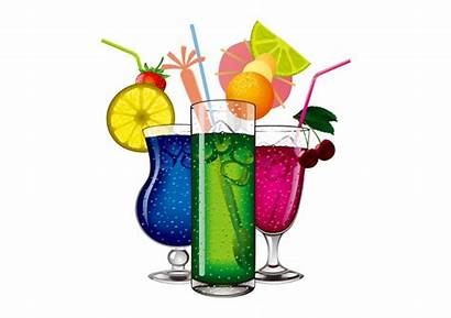 Cocktail Clipart Clip Drinks Cocktails Colorful Beach